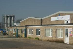 Witton Chemical Company UK HQ in Mildenhall, Suffolk.