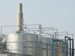 Chemical Manufacturing Plant - UK